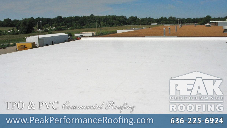 Roofing Contractors St Louis Area Mo Peak Performance
