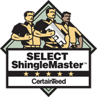 CertainTeed SELECT Shingle Roofers