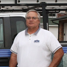 Dick Adams - PEAK PERFORMANCE Roofing <em>  - St. Louis, MO  Roofing Contractors