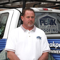 Ron Goss - PEAK PERFORMANCE Roofing <em>  - St. Louis, MO  Roofing Contractors