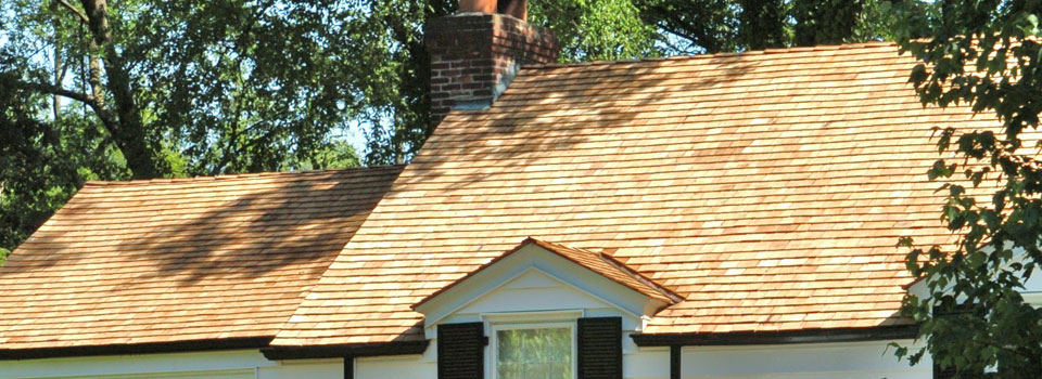 wood-shake-residential-roofing by Peak Performance Roofing