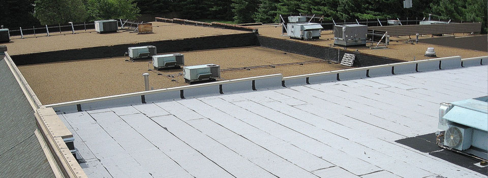 Commercial Roof Installation : Commercial roofing contractors st louis area peak